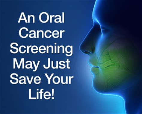 oral cancer screening light oral cancer screening perfect a smile dental group