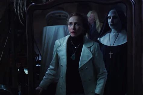 actor the nun the conjuring 2 actress to reprise her role in the nun