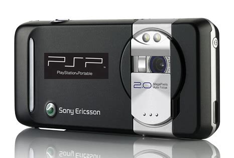 psp phone coming from sony ericsson?!   concept phones