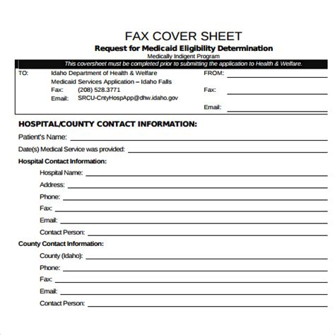 fax cover sheet 27 download free documents in pdf sle fax cover sheet template 27 documents in pdf word