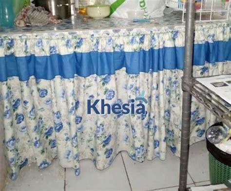 Tirai Kolong Dapur tirai kolong meja dapur archives pasarsemarang