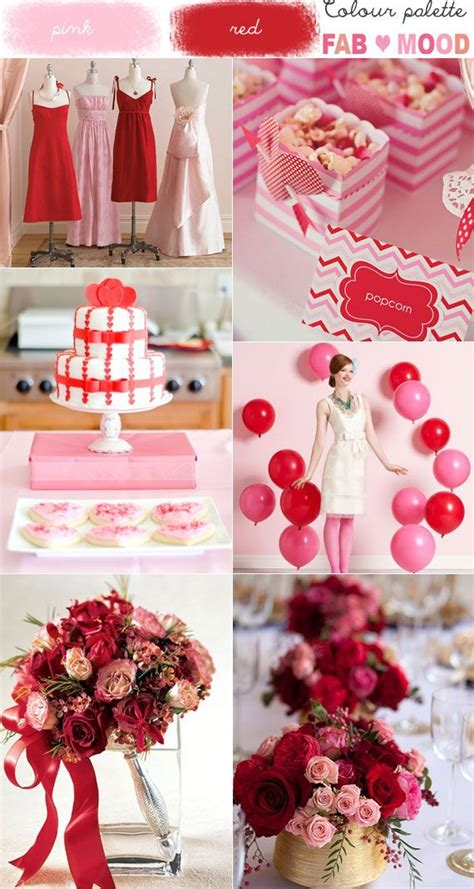 pink wedding colour mood board wedding plan your wedding and style