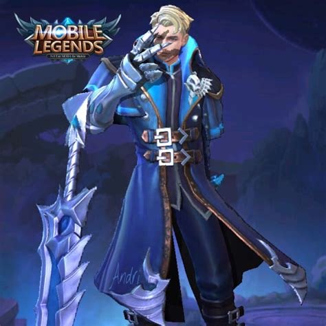 wallpaper mobile legend alucard alucard mobile legends wallpaper