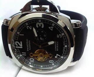 Murah Jam Tangan Pria Radiomir Panerai 1940 Automatic Black Leather panerai rubber matic rp 235 000 jual jam tangan murah jam tangan casio jam tangan kw 1
