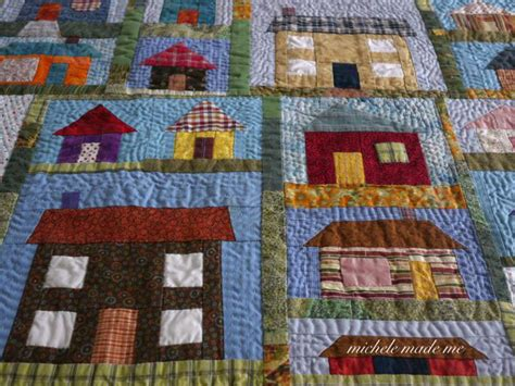 Quilt House by House Quilt Patterns Beautiful Scenery Photography
