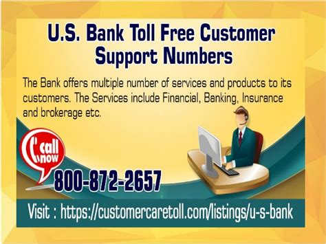 us bank banking customer service u s bank toll free customer support numbers