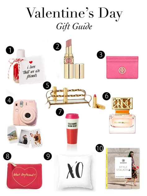 valentine s day gift valentine s day gift guide for her