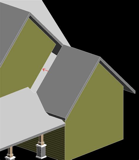 revitcitycom extending roof  double gable