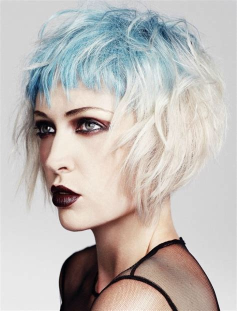 chin length edgy hairstyles best 25 edgy medium hairstyles ideas on pinterest one
