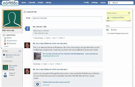 Edmodo New Account | image gallery edmodo account