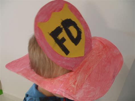 hat craft for finished hat fireman hat image 1