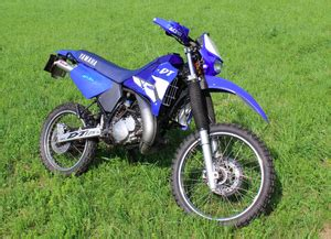 125ccm Motorrad Yamaha Geschwindigkeit by Yamaha Dt 125