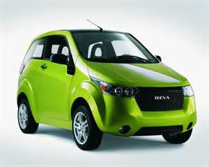 Electric Cars Current News Two New Electric Cars From Reva In Frankfurt Autoevolution