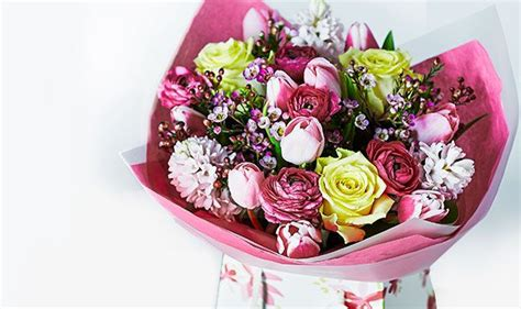 mothers day flower s day flowers from waitrose florist