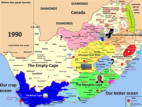 68 africa map south africa stereotype map more by maps on the web