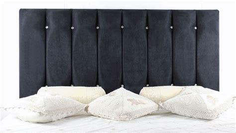 black suede headboard stonebridge faux suede headboard