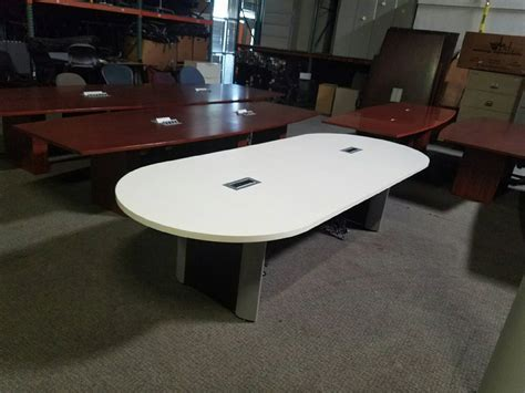 10 ft conference room table used conference tables used conference table