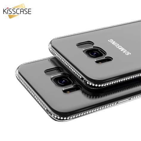 Or Samsung Galaxy S7 Edge S8 Plus Soft Tpu Phone Back Cover Skins kisscase for samsung galaxy s7 s6 edge s5 s8 plus bling frame clear slim soft tpu
