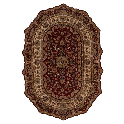 Through Rugs by Home Decorators Collection Masterpiece 7 Ft 6 In X 9