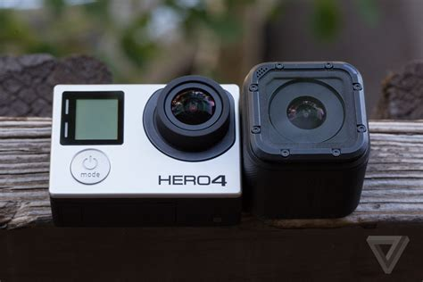 best buy gopro 4 gopro s 4 session is its smallest the verge