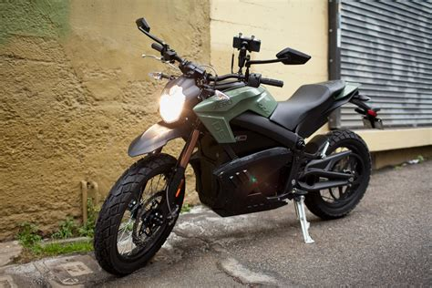Review: Zero DS Electric Motorcycle