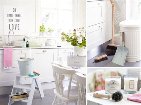 Fresh White Accessories by Clean Your Home With Fresh White Accessories