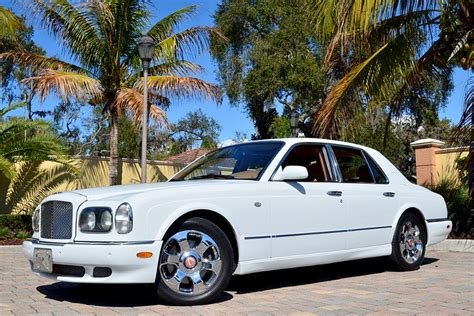 2000 bentley arnage 2000 bentley arnage red label sedan 193996