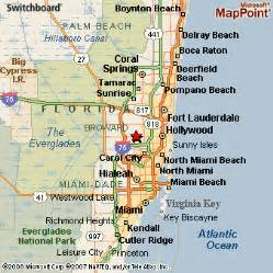 map of pembroke pines florida pembroke pines florida