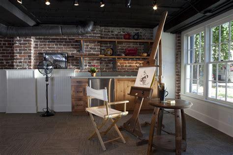 intown basement conversion eclectic basement atlanta