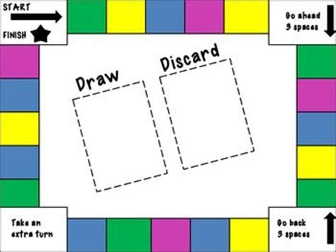 design a game board facts dice and math facts on pinterest