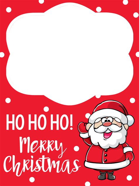 Downloadable Gift Cards - printable christmas gift card holders fun squared