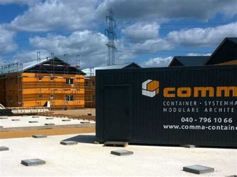 comma container b 252 rocontainer wohncontainer container haus