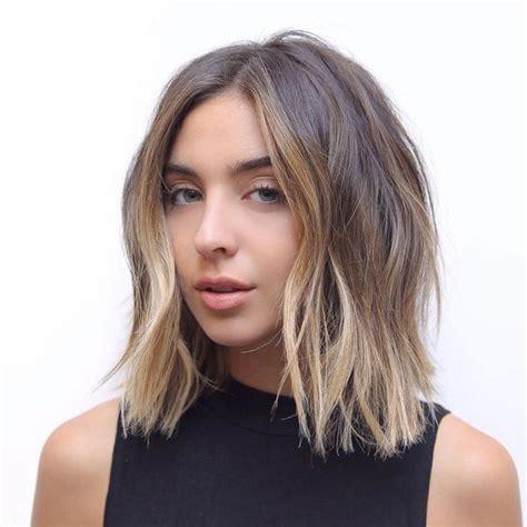 26 lob haircuts on celebrities 26 best beautiful long bob haircut images on pinterest