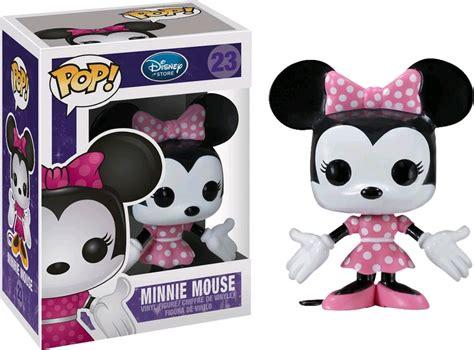 Kaos Mickey Minnie Pop mickey mouse minnie mouse pop vinyl figure ebay
