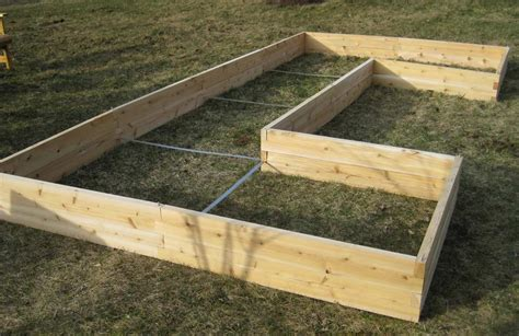 raised bed gardening kits raised garden bed kits