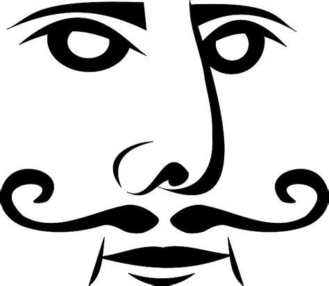 Stelan 3 4 Kick Denim Kumis free vector graphic king mustache