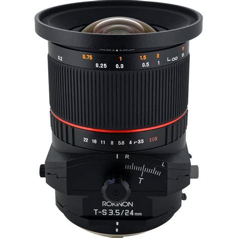 Tilt Shift Lens For Interior Photography by Rokinon Tilt Shift 24mm F 3 5 Ed As Umc Lens For Sony Tsl24m S