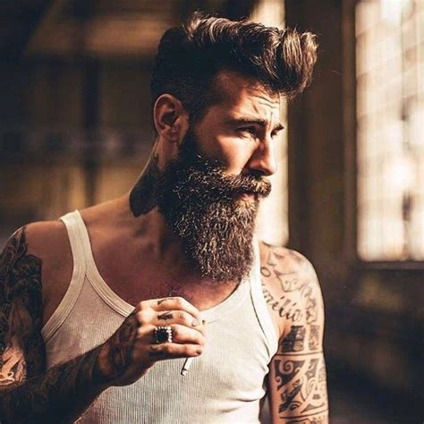 beard tattoo hashtags gianluca di sotto beard greatness hairstyles