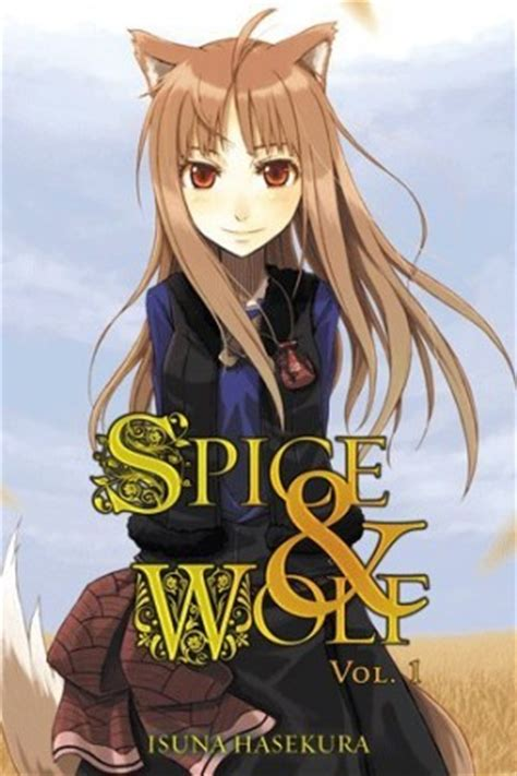 wolf parchment new theory spice wolf vol 1 light novel books 6 anime like kamisama recommendations