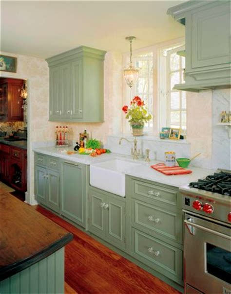 kitchen cabinets painted green kitchens usa kitchens and baths manufacturer