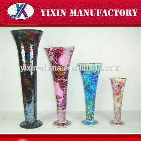 Buy A Vase by Different Types Murano Decoration Mosaic Glass Ikebana Vase Buy Ikebana Vase Glass Ikebana