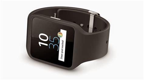 Smartwatch Sony 3 Review Sony Smartwatch 3 Techgeek