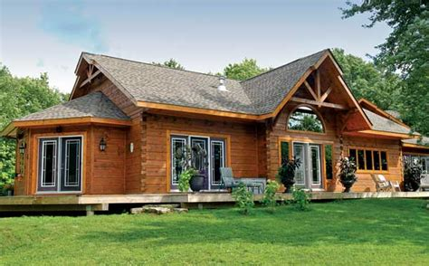 The Crafty Cabin by By The Water S Edge Lakeside Log Cabin Mywoodhome