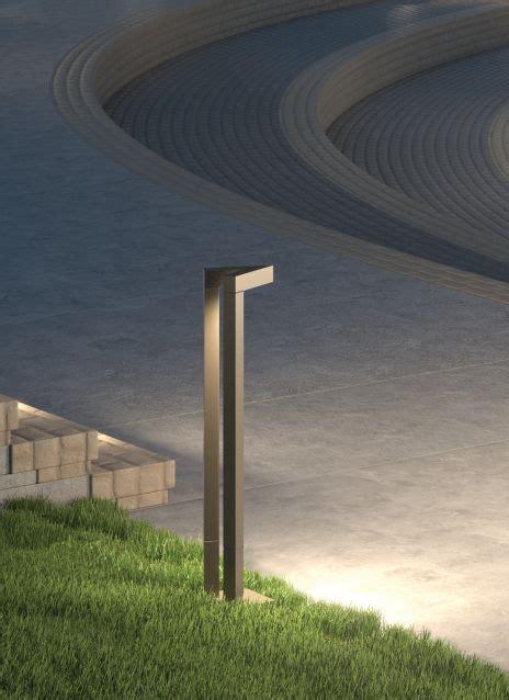vox outdoor bollard details tech lighting house