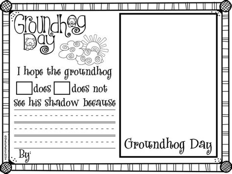 groundhog day lessons groundhog day worksheets free groundhog day crafts