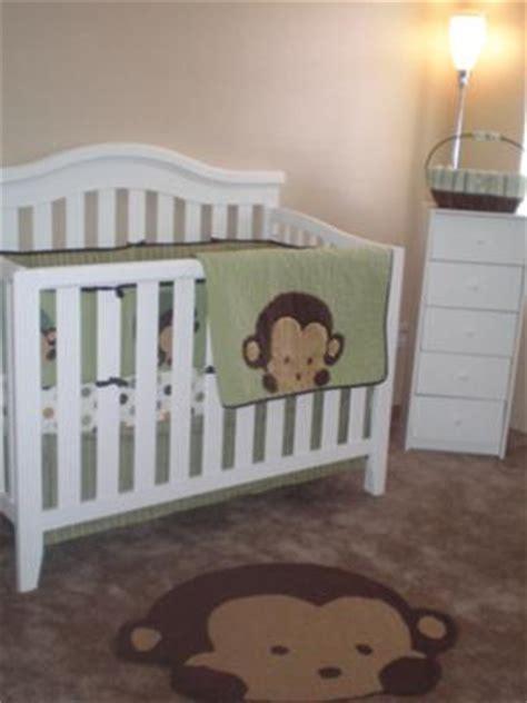 Monkey Themed Nursery Decor Silly Monkey Nursery Theme