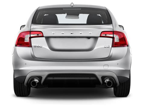 Volvo S60 T6 2017 by Image 2017 Volvo S60 T6 Awd R Design Platinum Rear