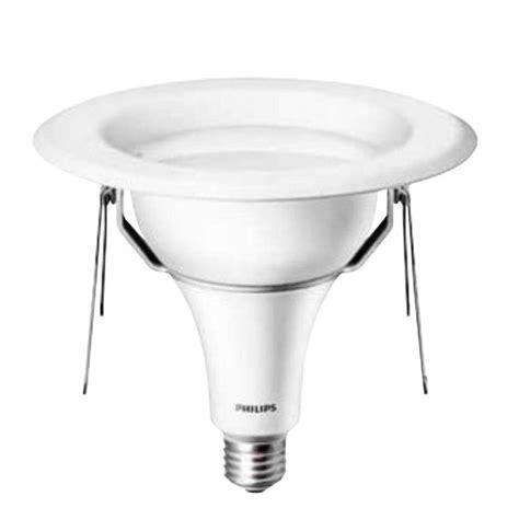 Philips Led Flood Light Bulbs Philips 75w Equivalent Soft White 2700k Recessed Downlight Led Flood Light Bulb E 423517