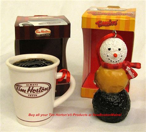 tim hortons christmas ornametns canada 193 best images about everything tim hortons on canada bunn coffee makers and donuts