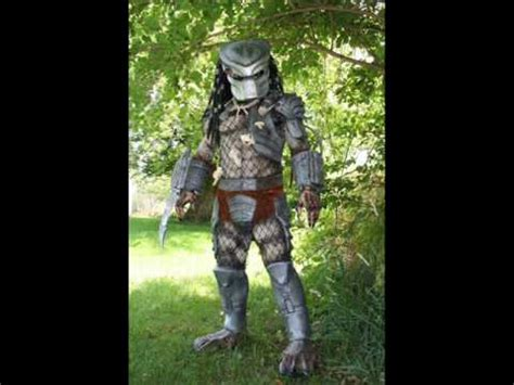 Get Your Own Predator Costume by Predator Costumes